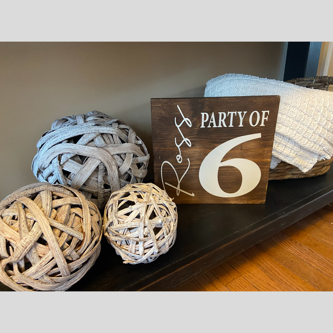 Party of Personalized DIY In Your Digs The Rustic Wood Project